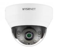 Samsung Wisenet QND-6012R 2 Мп купольная IP видеокамера с подсветкой до 20м, c PoE
