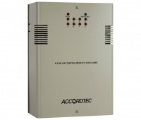 AccordTec ББП-60 v.8 ИБП 12 В, выходной ток 4.5А навесной