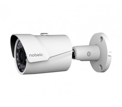 Nobelic NBLC-3430F 4 Мп уличная корпусная IP видеокамера с подсветкой до 30м, c PoE