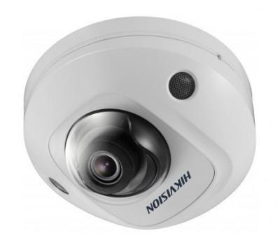 HikVision DS-2CD2543G0-IWS 2.8mm 4 Мп уличная купольная IP видеокамера с подсветкой до 10м, с Wi-Fi, c PoE