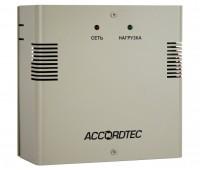 AccordTec ББП-30N ИБП 12 В, выходной ток 2А навесной