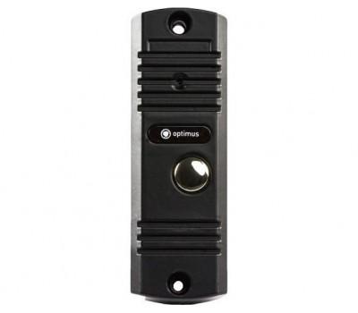 Optimus DS-420 черная вызывная видеопанель на одного абонента