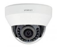 Samsung Wisenet LNV-6010R 2 Мп уличная купольная IP видеокамера с подсветкой до 30м, c PoE