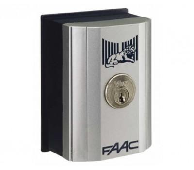 FAAC Ключ выключатель Т10 Е, комбинация №1 (401019001)