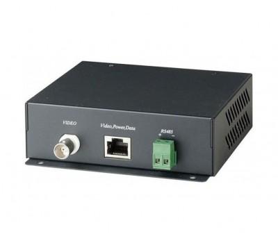 SC&T TTP111VPDC пассивный передатчик сигналов видео (HDCVI/HDTVI/AHD/CVBS), RS485, питания по витой паре