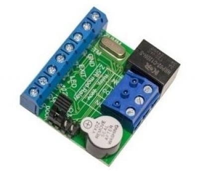 IronLogic Z-5R мод. Relay Case (7754) контроллер для ключей Touch Memory в коробке