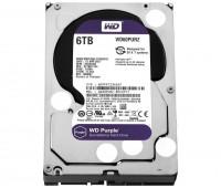 Жесткий диск WD Purple HDD 6000 GB (6 TB) SATA