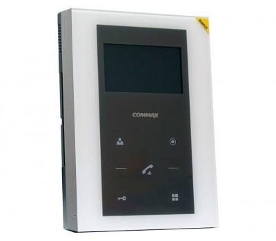 """Commax CMV-43S белый 4.3"""" цветной CVBS видеодомофон"""