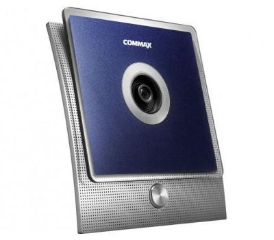 Commax DRC-4U синий одноабонентская CVBS видеопанель