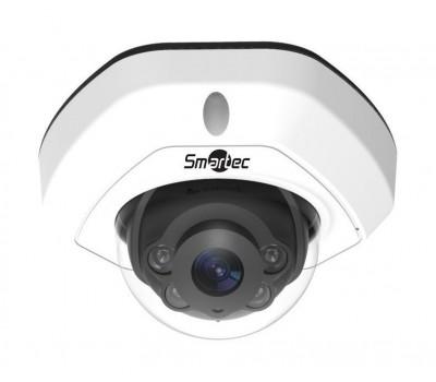 Smartec STC-IPM3407A/4 2.8мм Estima 2 Мп уличная купольная IP видеокамера с подсветкой до 25м, c PoE