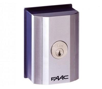 FAAC Ключ выключатель Т10 Е, комбинация №3 (401019003)