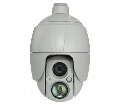 Smartec STC-HDT3922/2 2 Мп уличная поворотная CVBS, TVI, AHD видеокамера с подсветкой до 300м