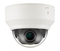 Samsung Wisenet PND-9080R 12 Мп уличная купольная IP видеокамера с подсветкой до 15м, c PoE