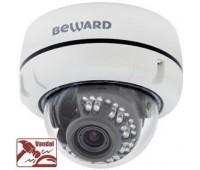 Beward B1510DV 1.3 Мп уличная купольная IP видеокамера с подсветкой до 20м, c PoE