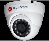 ActiveCam AC-H2S5 2 Мп уличная купольная CVBS, CVI, TVI, AHD видеокамера с подсветкой до 30м