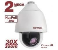 Beward BD142P30 2 Мп уличная поворотная IP видеокамера, c PoE