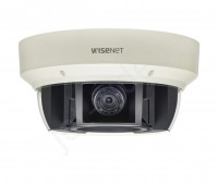 Samsung Wisenet PNM-9081VQ 20 Мп уличная купольная IP видеокамера, c PoE