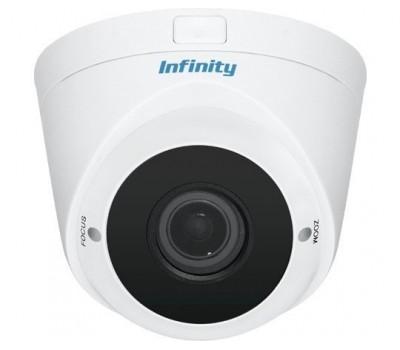 Infinity SRE-AH5000SNVF 2.8-12 5 Мп уличная купольная CVBS, CVI, TVI, AHD видеокамера с подсветкой до 30м