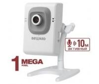 Beward B12C 2.5 мм 1 Мп миниатюрная IP видеокамера с подсветкой до 10м