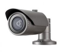 Samsung Wisenet QNO-7030R 4 Мп уличная корпусная IP видеокамера с подсветкой до 30м, c PoE