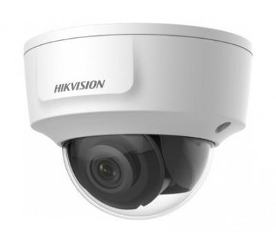 HikVision DS-2CD2125G0-IMS 2.8мм 2 Мп уличная купольная IP видеокамера с подсветкой до 30м, c PoE