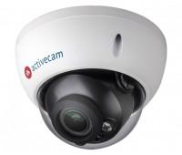 ActiveCam AC-D3143ZIR3 4 Мп уличная купольная IP видеокамера с подсветкой до 30м, c PoE