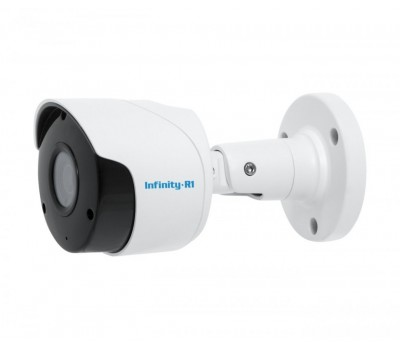 Infinity IBM-5M-28 5 Мп уличная корпусная IP видеокамера с подсветкой до 30м, c PoE