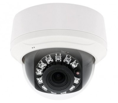 Infinity CVPD-2000EX II 2812 2 Мп уличная купольная IP видеокамера с подсветкой до 20м, c PoE