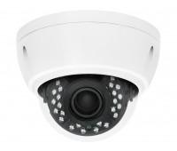 Infinity SRD-AH5000SNVF 2.8-12 5 Мп уличная купольная CVBS, CVI, TVI, AHD видеокамера с подсветкой до 25м