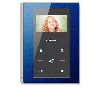 """Commax CMV-43S синий 4.3"""" цветной CVBS видеодомофон"""