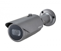 Samsung Wisenet QNO-8010R 5 Мп уличная корпусная IP видеокамера с подсветкой до 20м, c PoE
