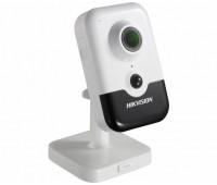 HikVision DS-2CD2443G0-IW 2.8mm 4 Мп миниатюрная IP видеокамера с подсветкой до 10м, с Wi-Fi, c PoE