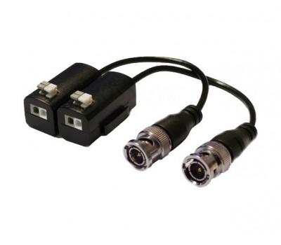 OSNOVO TP-H/3 комплект из двух пассивных приемопередатчиков HDCVI/HDTVI/AHD/CVBS по витой паре