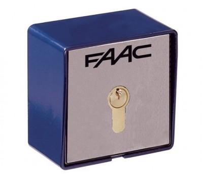 FAAC Ключ выключатель Т20 Е (401012)