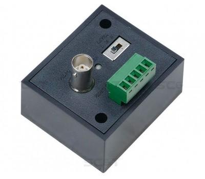 SC&T TTA111HDT активный передатчик HDCVI/HDTVI/AHD по витой паре