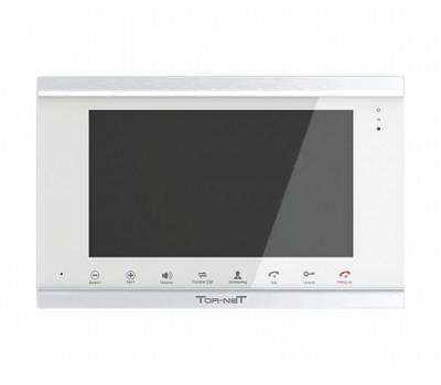 """Tor-Net TR-41 IP SW 10"""" цветной CVBS видеодомофон"""