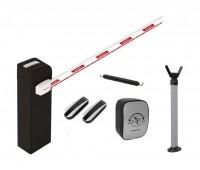 DoorHan BR-PRO5000RKIT комплект шлагбауму круглая стрела 5 м с фотоэлементами