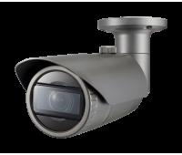 Samsung Wisenet QNO-7080R 4 Мп уличная корпусная IP видеокамера с подсветкой до 30м, c PoE