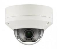 Samsung Wisenet PNV-9080R 12 Мп уличная купольная IP видеокамера с подсветкой до 30м, c PoE