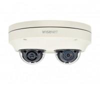 Samsung Wisenet PNM-7000VD 2 Мп уличная купольная IP видеокамера, c PoE