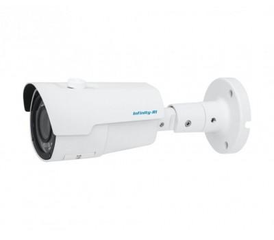 Infinity IBS-2M-2812 2 Мп уличная корпусная IP видеокамера с подсветкой до 40м, c PoE