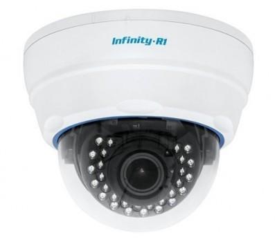 Infinity IDP-3M-2812 3 Мп уличная купольная IP видеокамера с подсветкой до 35м, c PoE