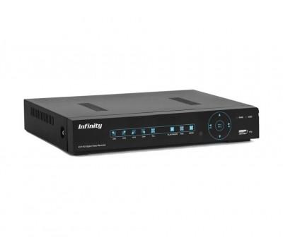 Infinity VRF-HD425L 4 канальный CVBS, AHD, IP видеорегистратор