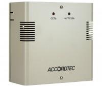 AccordTec ББП-20 ИБП 12 В, выходной ток 2А навесной
