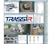 TRASSIR AnyIP ПО для подключения IP видеокамер