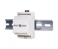 SKAT-12-1,0-DIN ИБП 12 В, выходной ток 1А на DIN-рейку