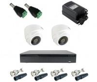 AHD-Master 2 №1 2 Мп комплект видеонаблюдения AHD формата