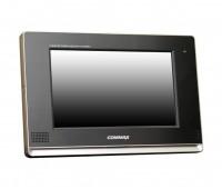 """Commax CDV-1020AQ/XL чёрный 10.2"""" цветной CVBS видеодомофон"""