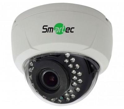 Smartec STC-HDX3525/3 ULTIMATE 2 Мп купольная CVBS, CVI, TVI, AHD, SDI видеокамера с подсветкой до 15м