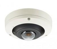 Samsung Wisenet PNF-9010R 12 Мп купольная IP видеокамера с подсветкой до 15м, c PoE